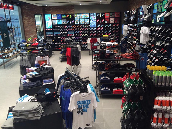 New kicks on the block! Foot Locker opens doors at The ...